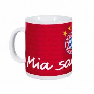 FC Bayern München Kaffeetasse / Becher / Tasse *** Mia san Mia *** 20983