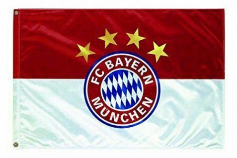 Fahnen Flagge Flaggenkette Bayern König Ludwig 6 Meter