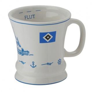 HSV Hamburger Sportverein Tasse / Kaffeebecher Schlepper