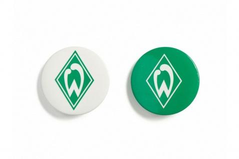 SV Werder Bremen Anstecker / Pin / Button ** Mini-Button ** 2er-Set 09-40065
