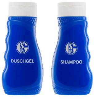 FC Schalke 04 *** Duschgel & Shampoo Set *** Geschenkset 11303