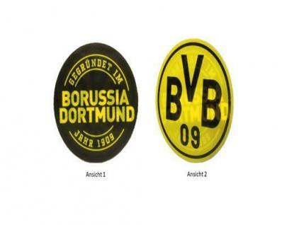 Bvb Borussia Dortmund Aufkleber Autoaufkleber Mit Wechelbild 18140500