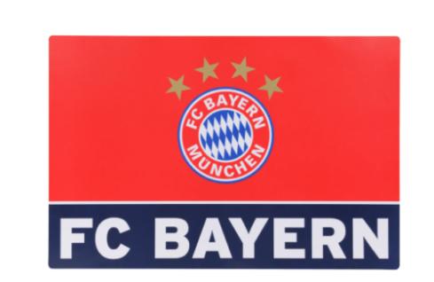 FC Bayern München Schreibtischauflage ** Navy blau / Rot ** 21529