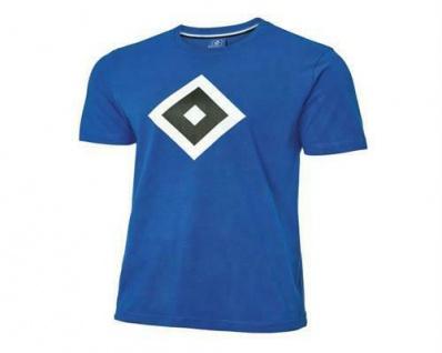 HSV Hamburger SV Shirt / T-Shirt ** Raute blau ** 29901 - Vorschau