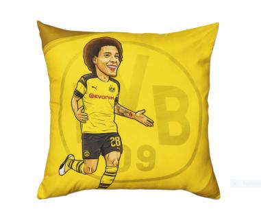 BVB Borussia Dortmund Kissen *** Axel Witzel *** 18820500