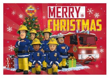 Feuerwehrmann Sam Adventskalender ** Merry Christmas **