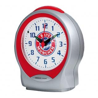 FC Bayern München Wecker ** Emblem ** 18447