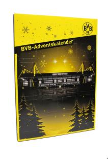2 x BVB Borussia Dortmund Adventskalender / Weihnachtskalender Kalender 2017