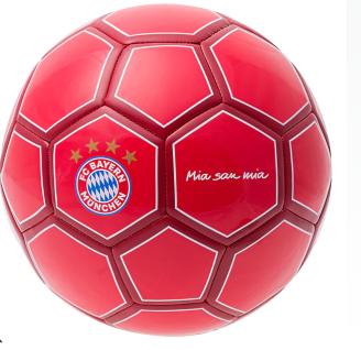 FC Bayern München Ball ** rot ** 23142