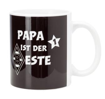 Vfl Borussia Mönchengladbach Tasse / Kaffeebecher *** Papa ist der Beste ***