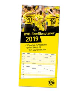 BVB Borussia Dortmund Kalender / Familienkalender ** Familienplaner 2019 **