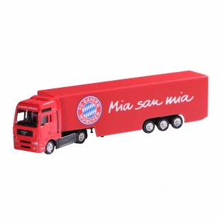 FC Bayern München Modell - Truck Massstab 1:87