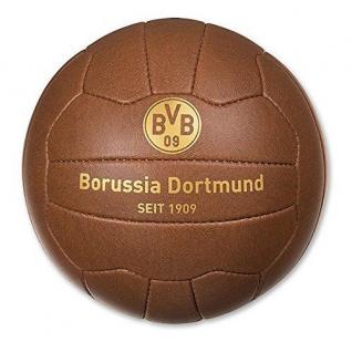 "BVB Borussia Dortmund Ball / Fußball "" Retro"