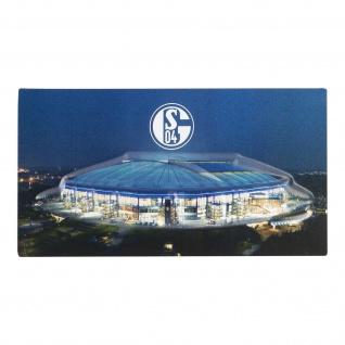FC Schalke 04 Kühlschrankmagnet / Magnet ** VELTINS-Arena ** 11210