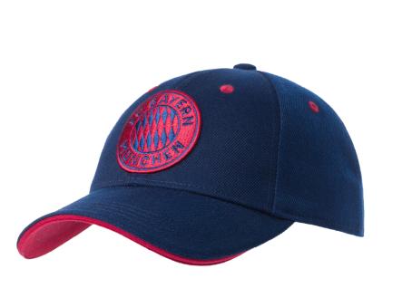 FC Bayern München Cap / Kappe / Baseballcap *** navy *** 23255