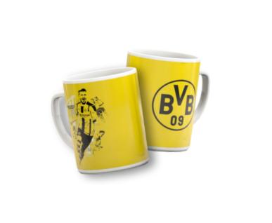 BVB Borussia Dortmund Kaffeetasse / Kaffeebecher / Tasse ** Marco Reus **
