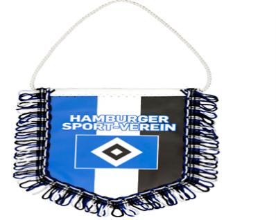 HSV Hamburger SV Banner *** Autobanner *** 29728