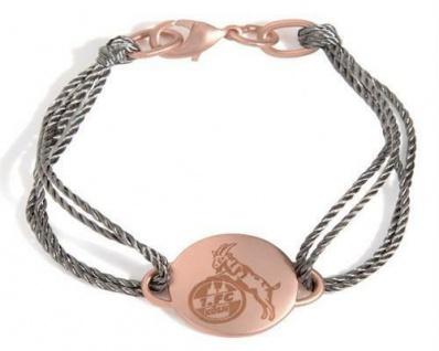 1. FC Köln Armband *** Rose Gold *** 5100066