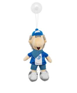 FC Schalke 04 *** Plüsch Erwin *** 16 cm mit Sauger