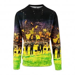 BVB Borussia Dortmund Pullover / Sweatshirt ** Gelbe Wand ** 19210900 - Vorschau 1