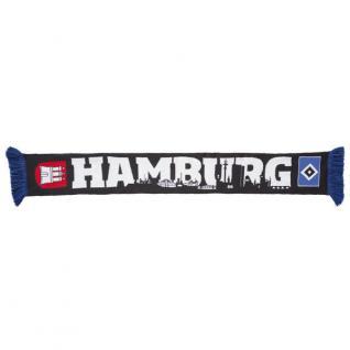 HSV Hamburger SV Schal * HAMBURG * HD