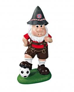 """FC Bayern München Gartenzwerg / Zwerg """" Trachten"""