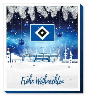HSV Hamburger SV Adventskalender ** Premium Adventskalender ** 94167