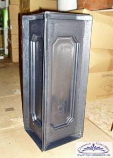 RO-1347 Pfeilerform mali Beton Gießform für Balustraden Pfeiler 17x17cm 57cm
