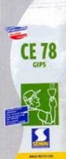 CE-78 Gipskleber 5kg für Stuckgips Elemente Gipsstuck Leisten und Gips Rosetten und Zierstuck Dekore (3, 59 EUR / kg)