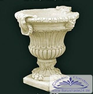 Silikonform für SR198 Pflanzamphore 67cm 105kg Blumenschale Vase selber machen mit Form für Beton gießen