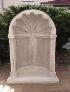 SA-N673 Wandnische für Aussen Fassade als Fassadenstuck Element oder für heiligen Schrein 95cm 102kg
