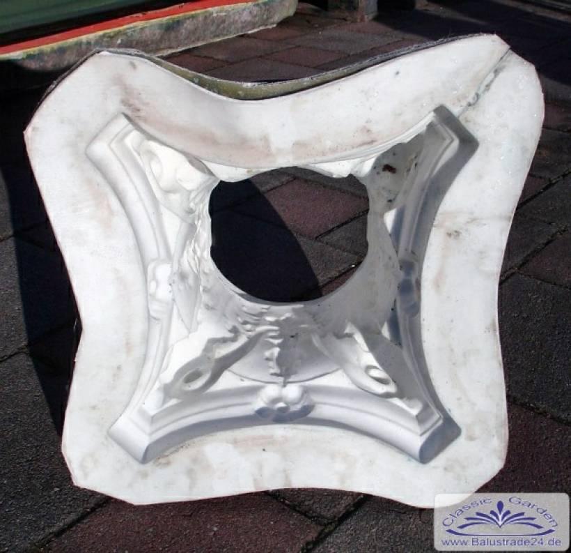 silikonform mit glasfaserpolyester f r sr370 kapitell f r s ule 25cm beton gie form kaufen bei. Black Bedroom Furniture Sets. Home Design Ideas