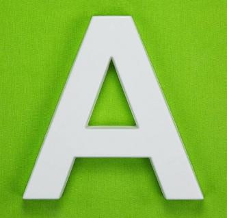 Buchstaben Alphabet ABC für Schriftzüge 20cm Wanddeko im Stil von Beton Buchstaben - Vorschau 2