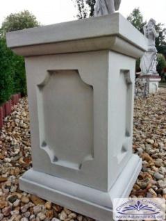 BD-6528 Sockel 60cm für Gartenfigur Vasen Basissockel für Säule und Gartendekoration