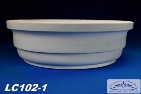 LC102-1 Säulenkapitell Kapitell für Säule mit 305mm Durchmesser