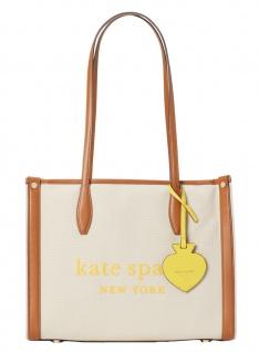 Kate Spade Handtasche / Umhängetasche Natural
