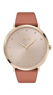 Hugo Boss Damen Uhr Jullian Leder braun, 1502411