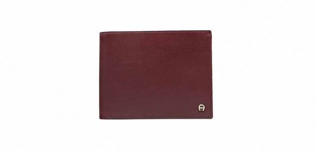 Aigner Portemonnaie 152684, Querformat bordeaux