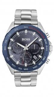 Hugo Boss Herren Uhr Intensity Edelstahl, 1513665