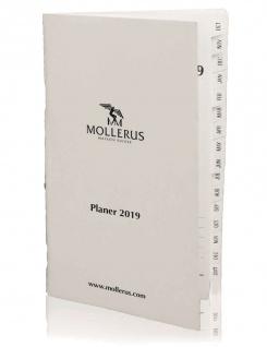 Maison Mollerus Kalendereinlage für Planer Pfannenstiel