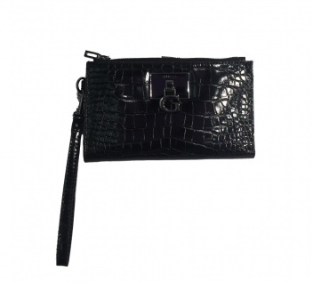 Guess Portemonnaie / Clutch Stephi Black