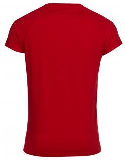 Emporio Armani T-Shirt Anchor rosso, 111231 6P502 - Vorschau 2