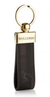 Maison Mollerus Vinerus Trunk Schlüsselanhänger Rigi Gold