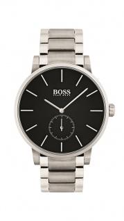 Hugo Boss Herren Uhr Essence Edelstahl, 1513501