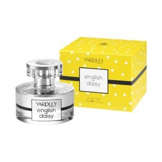Yardley London English Daisy Eau de Toilette 50 ml