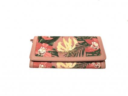 Valentino Bags Portemonnaie Atlantic Flap, cipria/ multicolour