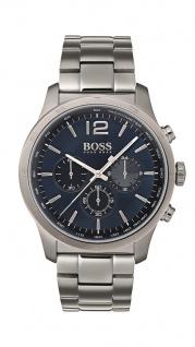 Hugo Boss Herren Uhr Professional Edelstahl, 1513527