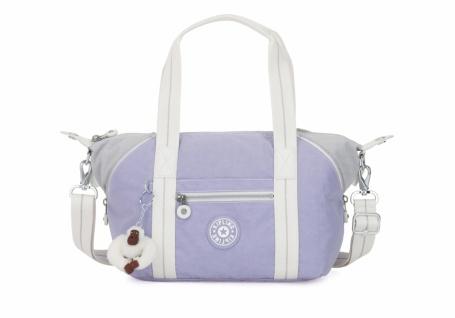 Kipling Handtasche Art Mini, Active Lilac Blue