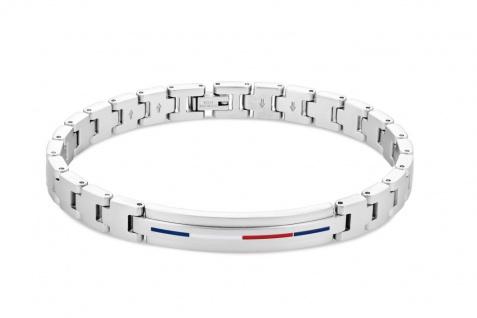 Tommy Hilfiger Armband Herren, Silber 2790313