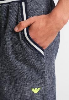 Emporio Armani Shorts/ Bermuda/ Nachtwäsche, grau/blau, 111681 - Vorschau 2